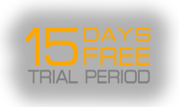 Trial period 14 days free